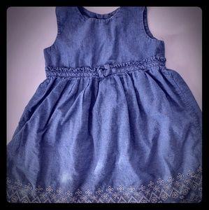 THE CHILDRENS PLACE Super Cute Jean Dress